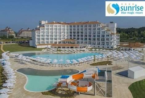 All Inclusive в хотел Сънрайз Блу Меджик Ризорт****, Обзор! Включва басейн