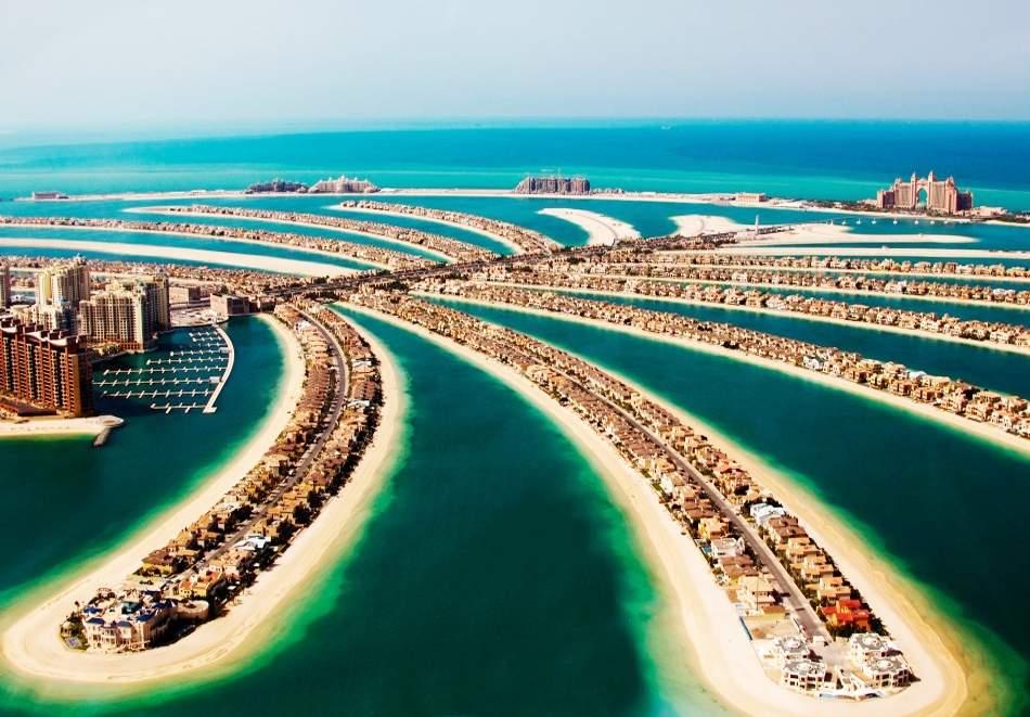 5 дневна почивка в Дубай през септември 2021! Самолетен билет от София + 4 нощувки на човек със закуски и вечери в хотел 3* или 4* + круиз Дубай МарÐ