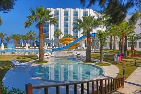 Релаксирайте за осем дни в хотел LE BLEU HOTEL & RESORT*****, Кушадасъ!