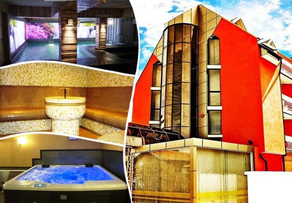 Отпочивайте в хотел Виа Лакус, Сапарева баня! Възползвайте се от зона за релакс и басейн!