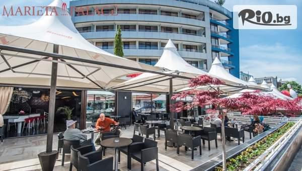 Релакс в Хотел Мариета Палас, Несебър! Включена закуска