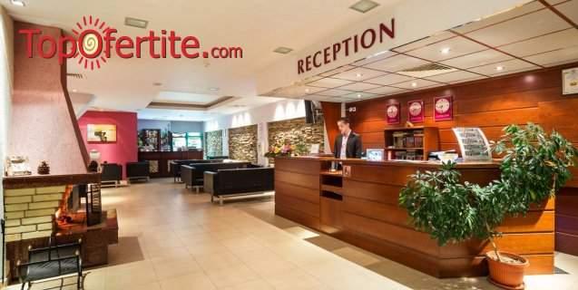 Лято в Хотел Стрийм Ризорт 3*, Пампорово! Нощувка + закуска или закуска и вечеря + вътрешен отопляем басейн, сауна и парна баня на цени от 35,50  лв. на човек