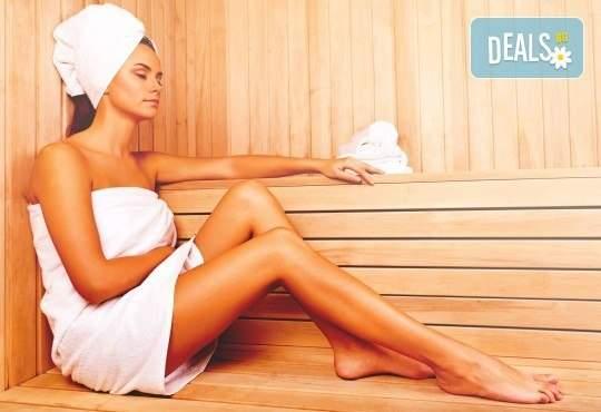 120 минути сауна и релаксиращ масаж на цяло тяло в Beauty and Relax, Варна