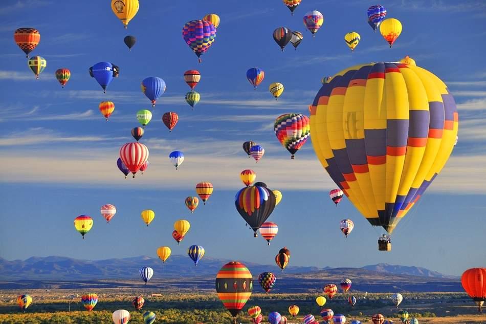 Свободен полет с балон от Балон клуб, Пловдив