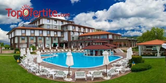 Релаксирайте в СПА Хотел Езерец 4* , Благоевград! Включени джакузи и басейни с минерална вода