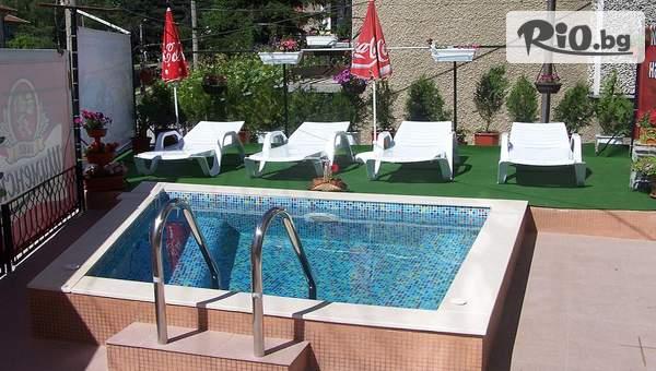 Релакс в Хотел Витяз Хаус, Велинград! Включва басейн с минерална вода