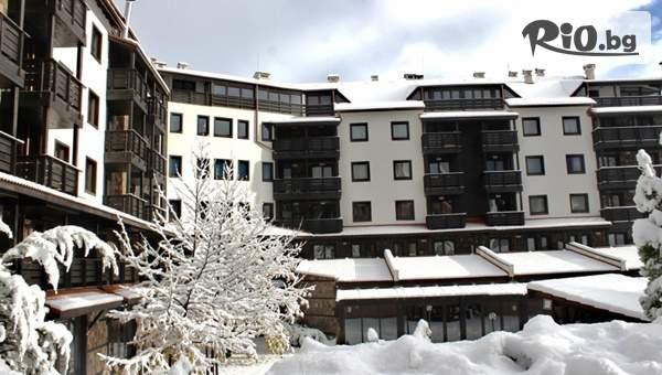 Цяла зима в Банско - важи за Коледа! Нощувка на със закуска и вечеря + Басейн и Уелнес пакет, от Хотел Каза Карина