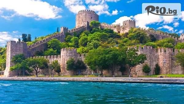 5-дневна екскурзия до Истанбул! 3 нощувки със закуски + транспорт и посещение на Одрин, от ABV Travels