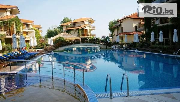 Почивка в Созопол от 1 до 20 Юни! 2, 3 или 4 нощувки на база All Inclusive + БОНУС: 1 безплатна нощувка на база пакета, от Хотел Laguna Beach Resort andamp;SPA