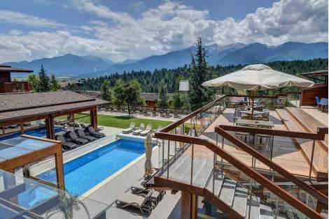 Релакс в Катарино Хотел и СПА****! Включва басейн, вечеря и закуска!