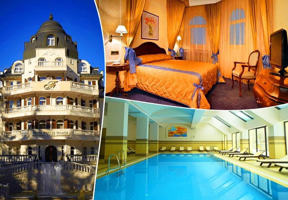 Пълен релакс в хотел Феста Уинтър Палас*****, Боровец! Възползвайте се от зона за релакс и басейн!