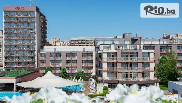 Лятна почивка в Слънчев бряг! Нощувка на база Ultra All Inclusive + шезлонги и чадъри, от МПМ Хотел Астория