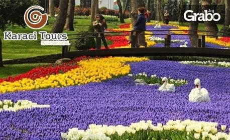 Отпочивайте в хотел Courtyard By Marriott Istanbul International Airport 4*, Истанбул! Включено изхранване закуски! Посетете Фестивала на лалето