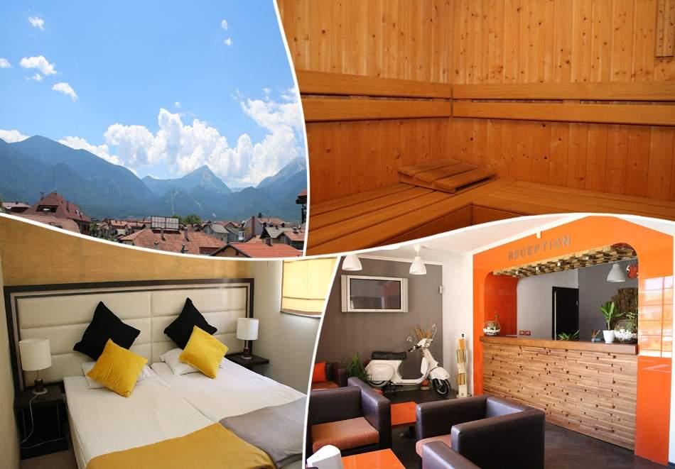 Голяма почивка в хотел Северна Звезда, Банско! Включва джакузи и изхранване закуска!
