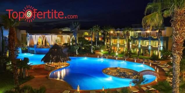 Отпочивайте през 2021-ва година в Ilio Mare Beach Hotel*****, Тасос! Включва изхранване вечеря и закуска!