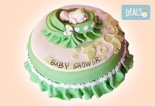 Торти за новородено, за 1-ви рожден ден и за прощъпулник от Джорджо Джани