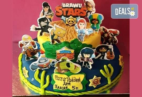Сладко похапване от Джорджо Джани! Включва 3D торта 37 парчета