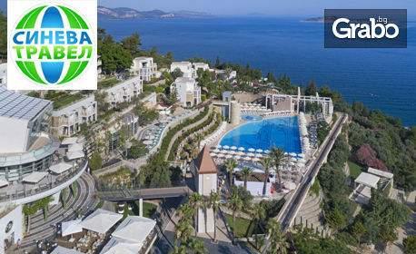 Ultra All Inclusive в Duja Hotel Bodrum*5, Турция за осем дни!