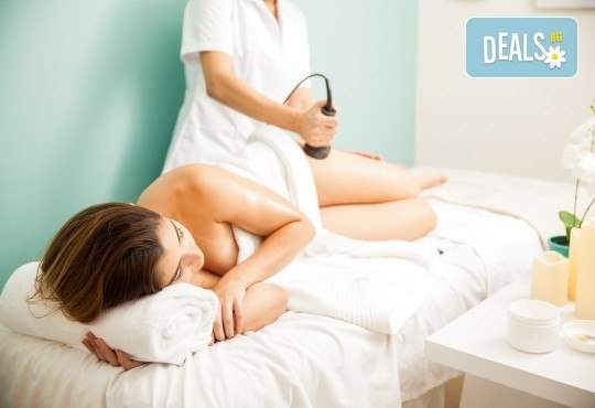 Кавитация, RF лифтинг, вакуум и антицелулитен масаж на две зони в Samadhi