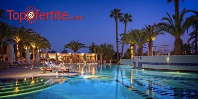 Пълен релакс в Lagomandra Hotel and Spa****, Ситония! Включва вечеря и закуска