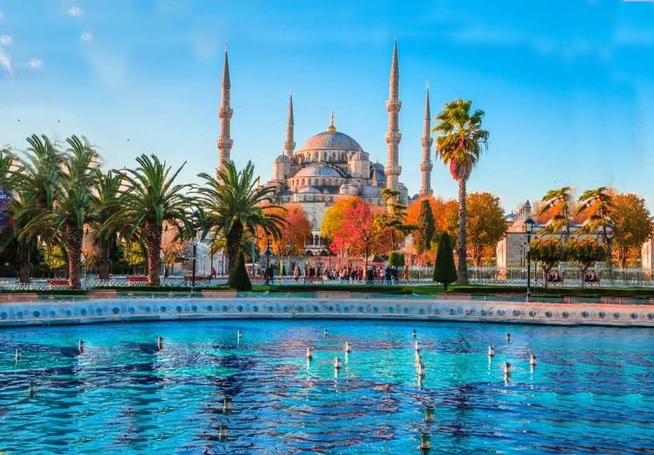 Ваканция за четири дни в Истанбул! Включва закуски