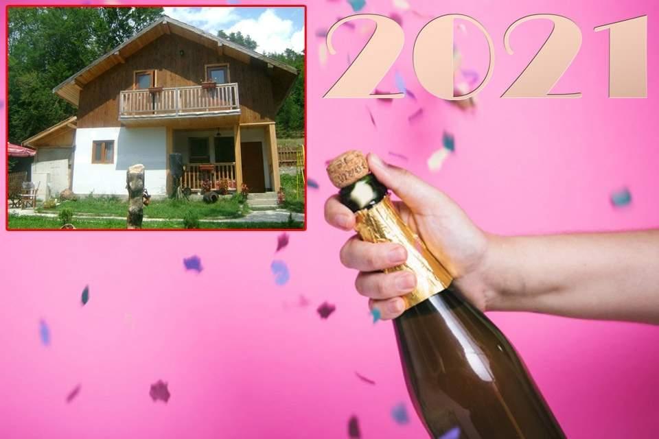 Посрещнете 2021-ва година в К-с Шипоко, Предела! Включва вечеря и закуска! Плюс жива музика