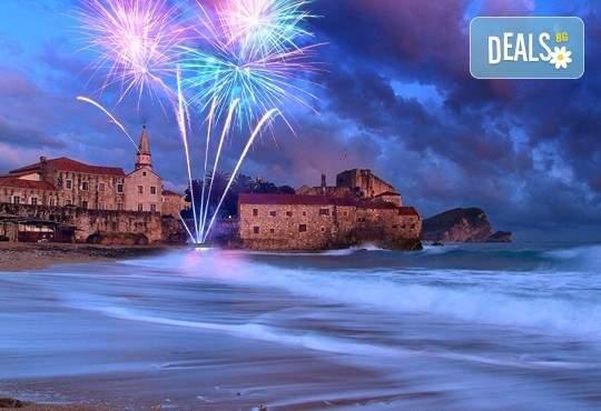 Отпразнувайте 2021-ва година за пет дни в Черна гора! Включва вечери и закуски!