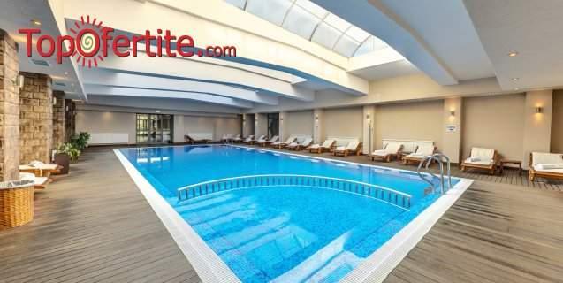 Ваканция в Хотел Сана СПА****, Хисаря! Възползвайте се от басейн и закуски!