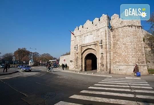 Еднодневна екскурзия на 23.11. до Ниш и Пирот: транспорт и водач