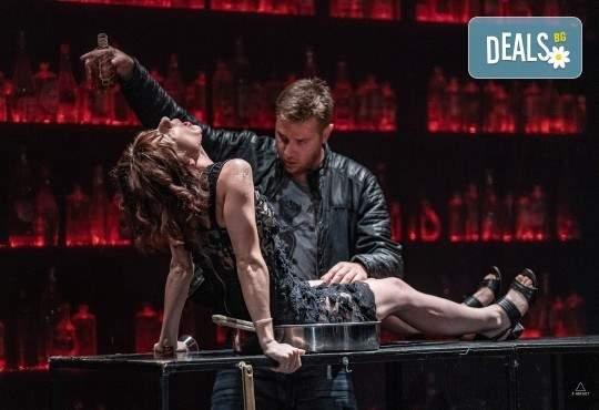 """Комедията """"Пияните"""" с Геро и Анастасия Лютова на 24-ти ноември (неделя), МГТ """"Зад канала"""""""