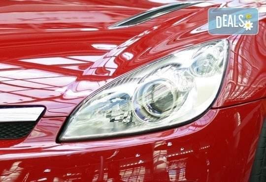 Полиране на фарове на всички видове автомобили, автоцентър NON-STOP