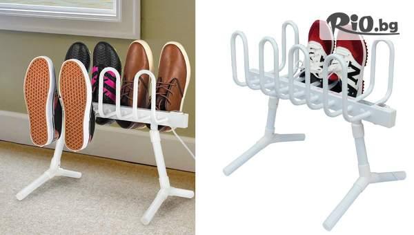 Електрическа сушилня за 4 чифта обувки, от Topgoods.bg