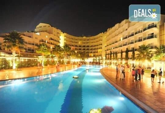 Нова година, Sealight Resort Hotel 5*,Кушадасъ: 3 или 4 нощувки All Inclusive, гала вечеря