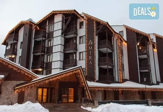 Почивка през май в хотел Амира 5*, Банско: нощувка, закуска и вечеря, релакс център