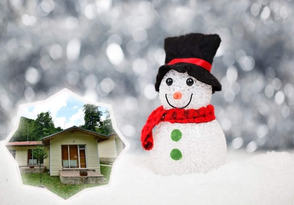 Посрещнете Коледните празници в комплекс Валдис, Жабокрек! Включва вечеря и закуски!