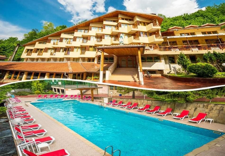 Почивайте в Хотел Дива, Чифлик! Включва басейн с минерална вода и закуска!