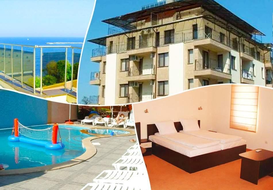 Отпочивайте в хотел Хармани, Китен! Включва джакузи и басейн!