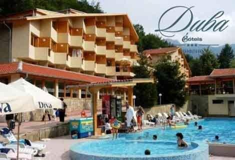 Релакс в Хотел ДИВА***, Чифлика! Включва закуска и минерален басейн!