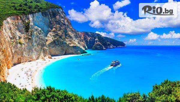 7-дневна екскурзия до остров Лефкада с възможност за круиз до Скорпиос, Итака и Кефалония! 6 нощувки с изглед море, закуски и вечери в Хотел Ionian Blue Resort and spa + транспорт, от Океан Травел