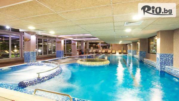 Релаксирайте в Балнеокомплекс и СПА Акватоник, Велинград! Включва басейни с минерална вода и закуска!