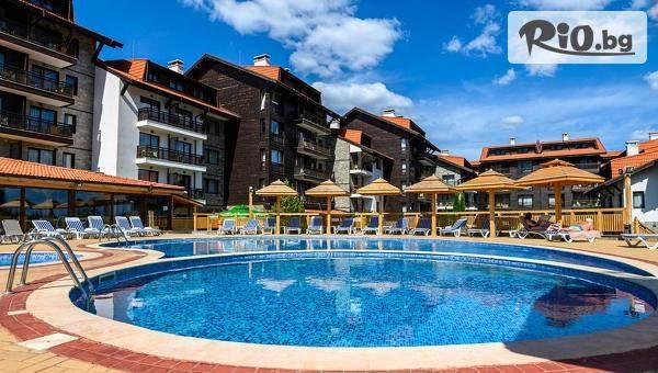 Отпочивайте в Хотел Балканско Бижу, близо до Банско! Включва зона за релакс, басейн и изхранване вечеря/закуска!