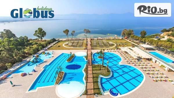 Почивка през Юни, Септември и Октомври в Кушадасъ! 7 нощувки на база Ultra All Inclusive в Seven Seas Sealight Elite + басейни и СПА, от Глобус Холидейс